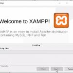 windowsでウェブサイト開発入門 PHPでプログラミング 2 XAMPPインストール